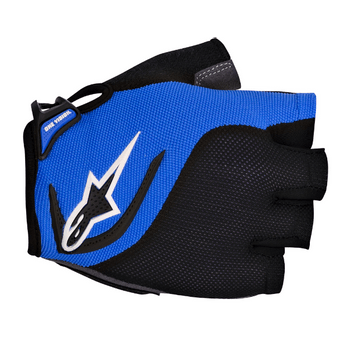 Guantes-Alpinestar-Pro-Light-Short-Finger-Glove-Unisex-Blue-Black