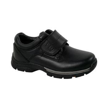 Zapato-Velcro-Premium-Black-Boy