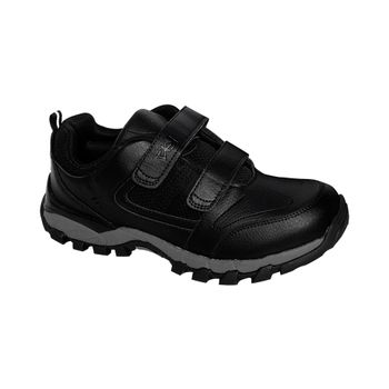 Zapatilla-Outdoor-Velcro-Black-Boy