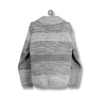 Sweater-Trenzado-Kid-Boy-Gris-Melange-
