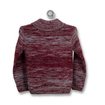 Sweater-Trenzado-Kid-Boy-Vino-