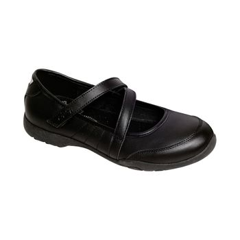 Ballerina-Eco-Velcro-Z-Black-Girl