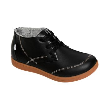Botin-Cordon-Black-Girl