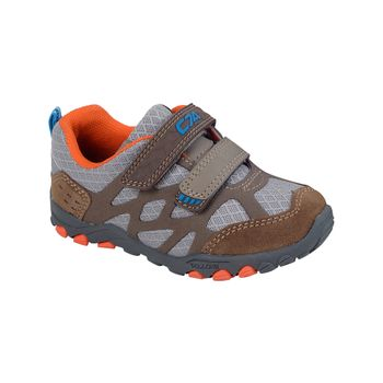 Zapatilla-Outdoor-2-Velcros-Punta-Boy-Brown