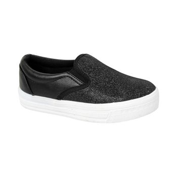 Slip-On-Animal-Print-Girl-Black
