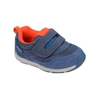 Zapatilla-Jogging-Basic-Boy-Azul