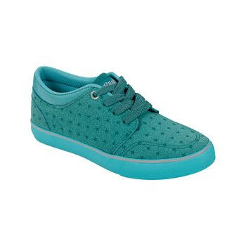 Zapatilla-Estampada-Vulcanizada-Color-Block-Girl-Mint