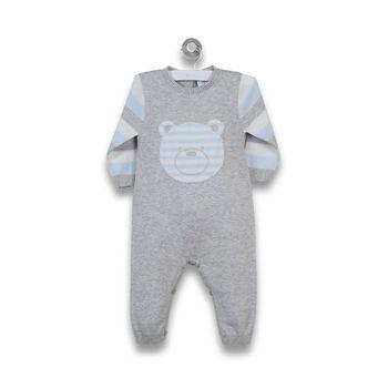 Enterito-Osito-Knitted-Boy-Newborn-Boy-Gris-Melange