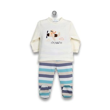 Clemente-Little-Fox-Newborn-Boy-Off-White