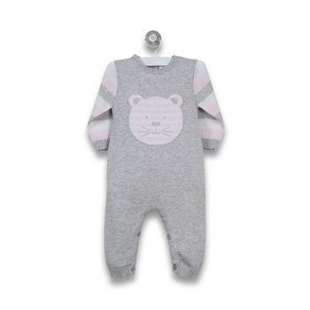 Enterito-Gatito-Knitted-Girl-Newborn-Girl-Gris-Melange