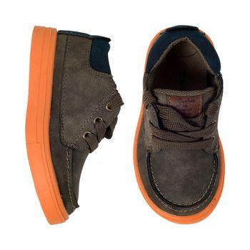 Zapatilla-Trend-Brown-Boy