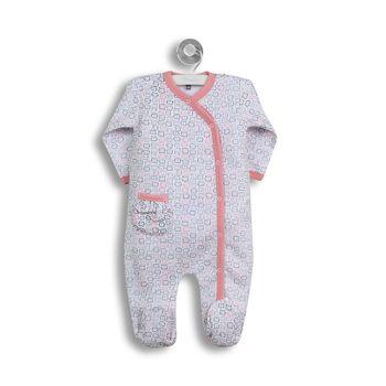 Pijama-Estampado-Gatos-Rosado-Niña