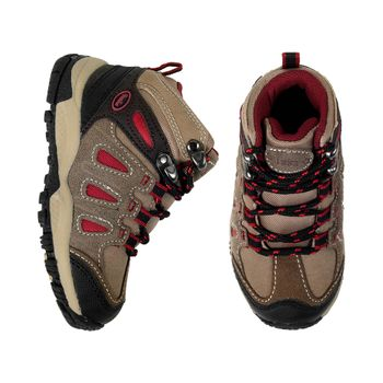 Zapatilla-Outdoor-Brown-Boy---Talla-20