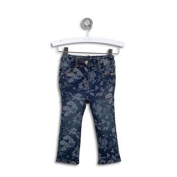 Jeans-Pitillo-Estampado-Flores-Denim-Niña
