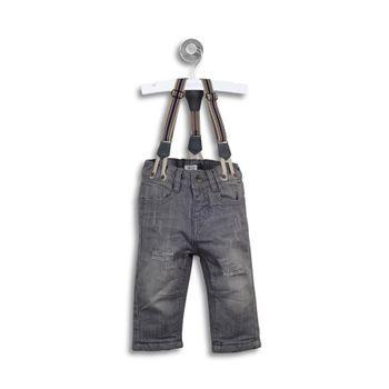 Jeans-Con-Suspensores-Y-Detalle-Rodilla-Denim-Niño