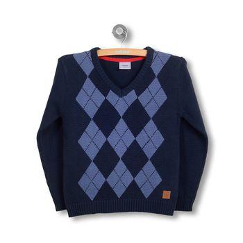 Sweater-Rombos-Kid-Boy-Denim
