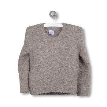 Sweater-Peludo-Lurex-Kid-Girl-Taupe