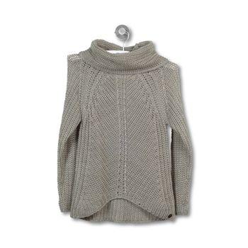 Sweater-Indian-Kid-Girl-Light-Beige