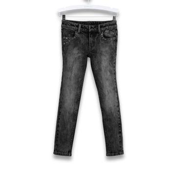 Jeans-Skinny-Gray-Kid-Girl-Gray