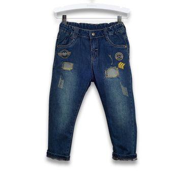 Jeans-Rasgado-Infant-Boy-Denim