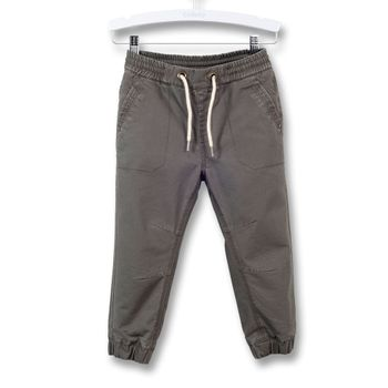 Pantalon-Jogger-Infant-Boy-Verde-Musgo