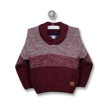 Sweater-Bicolor-Infant-Boy-Vino