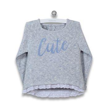 Sweater-Memories-Con-Encaje-Infant-Girl-Blue