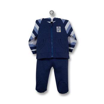 Clemente-Con-Gorro-Polo-Rugby-Newborn-Boy-Blueelange