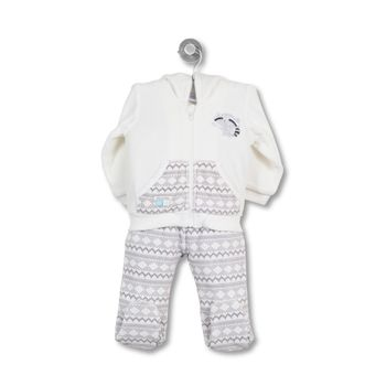 Clemente-Plush-Con-Gorro-Forest-Newborn-Boy-Off-White