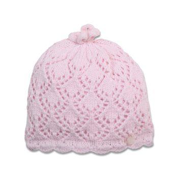 Gorro-Tejido-Con-Jacquard-Newborn-Girl-Soft-Pink