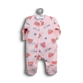 Pijama-Polar-Full-Print-Newborn-Girl-Soft-Pink