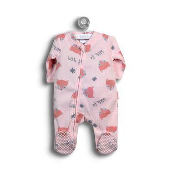 Pijama-Polar-Full-Print-Newborn-Girl-Soft-Pink