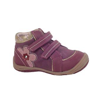 Botin-Dos-Velcros-Girl-Fucsia