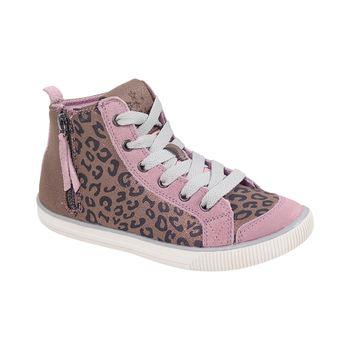 Botin-Lifestyle-Animal-Print-Girl-Dark-Pink