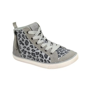 Botin-Lifestyle-Animal-Print-Girl-Light-Gray