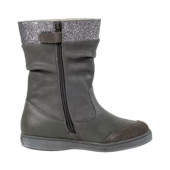 Bota-Light-Star-Girl-Grey