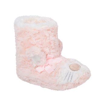 Pantufla-Bootie-Girl-Dark-Pink