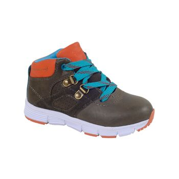 Botin-Outdoor-Cordon-Boy-Moss-Green