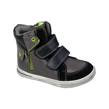 Bota-Dos-Velcros-Boy-Middle-Gray