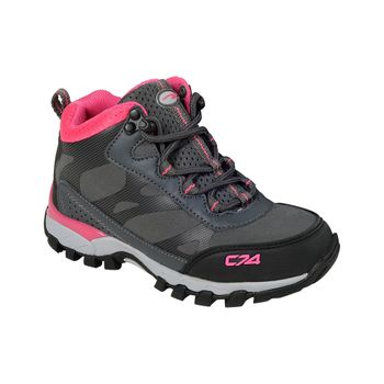 Botin-Outdoor-Trekking-Printing-Girl-Black