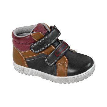 Botin-Dos-Velcros-Multicolor-Boy-Middle-Gray