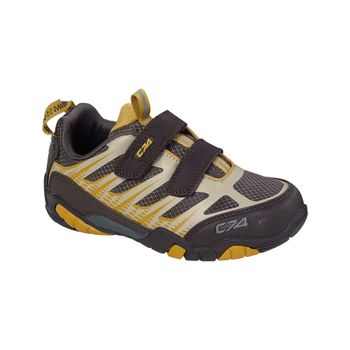 Zapatilla-Outdoor-Ovalos-Boy-Brown