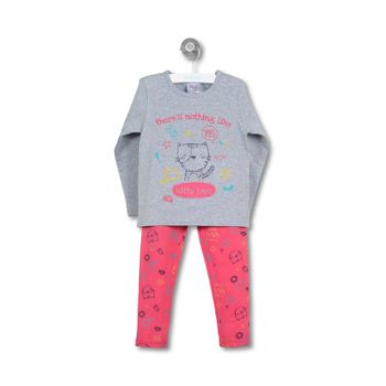 Pijama-Comics-Kid-Girl-Fucsia