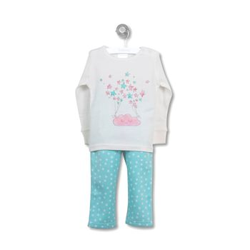 Pijama-Estrella-Infant-Girl-Soft-Pink