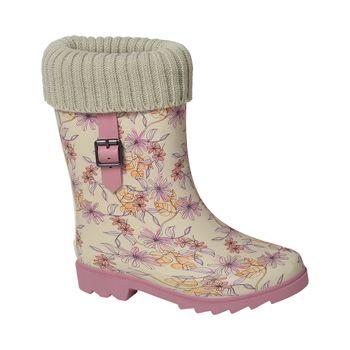 Rainboot-Flower-Off-White-Girl