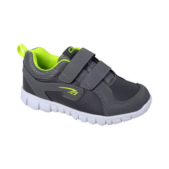 Zapatilla-Sport-2-Velcros-Grey-Boy