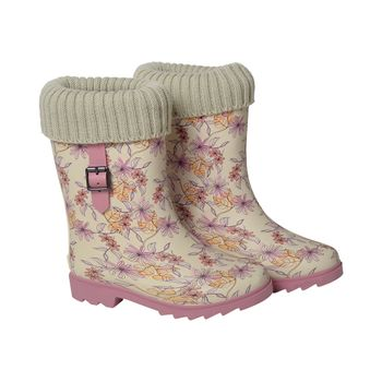 Rainboot-Flower-Off-White-Girl