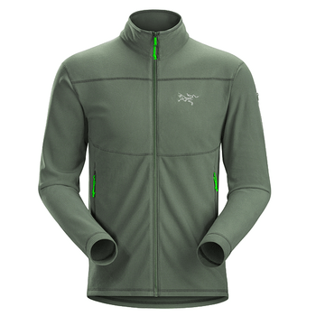 FLEECE-ARC-TERYX-M-DELTA-LT-JACKET-HOMBRE-GRAY---GRIS-L