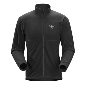 FLEECE-ARC-TERYX-M-DELTA-LT-JACKET-HOMBRE-NEGRO---BLACK-L