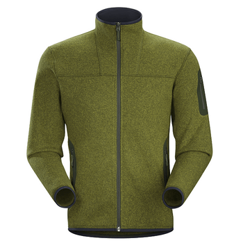 FLEECE-ARC-TERYX-M-COVERT-CARDIGAN-HOMBRE-ARENA-L